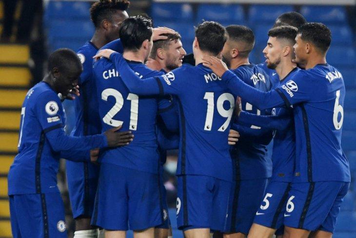 Chelsea kalahkan Sheffield United 4-1
