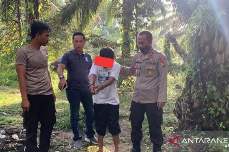 Polres Bangka Barat ungkap kasus pencabulan anak tiri di bawah umur