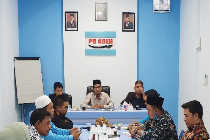 Ketua umum PDA didesak calonkan diri  jadi Wakil Gubernur Aceh