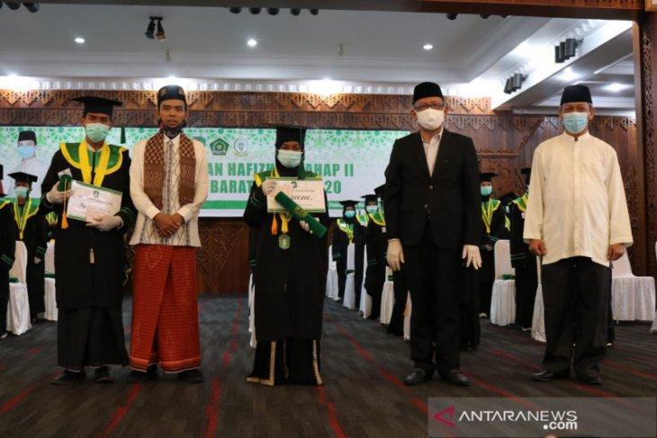 UAS apresiasi upaya Kalbar mencetak ribuan hafiz