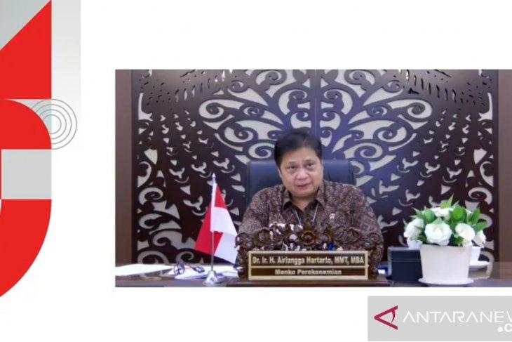 Menko Airlangga: