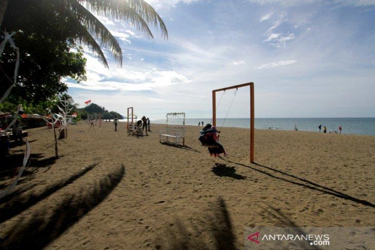 Bank Indonesia Gorontalo bantu pengembangan wisata Pantai Minanga
