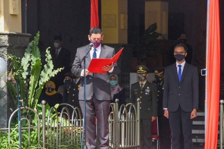 Wali Kota Kediri: Berjuang tidak hanya mengangkat senjata