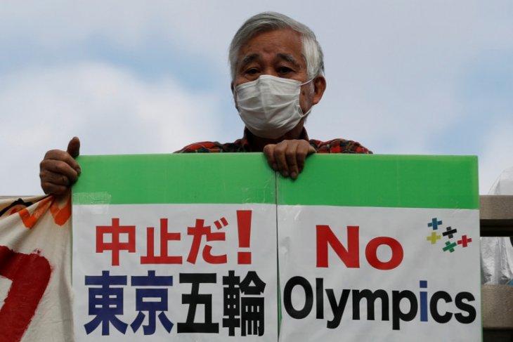 Sebagian besar perusahaan Jepang inginkan Olimpiade tetap berlangsung