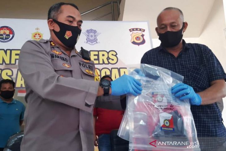 Tersangka pembacok ustad di Aceh Tenggara masih bungkam, begini sikap polisi
