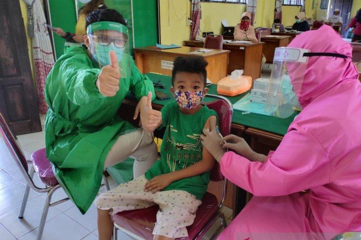 Dinkes Kukar lakukan imunisasi anak sekolah saat pandemi