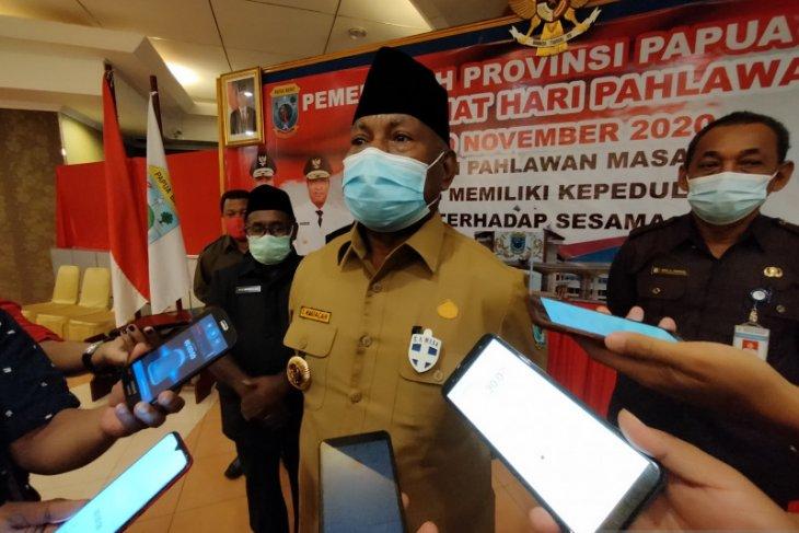 Gubernur Dominggus bangga Raja Rumagesan masuk daftar pahlawan nasional