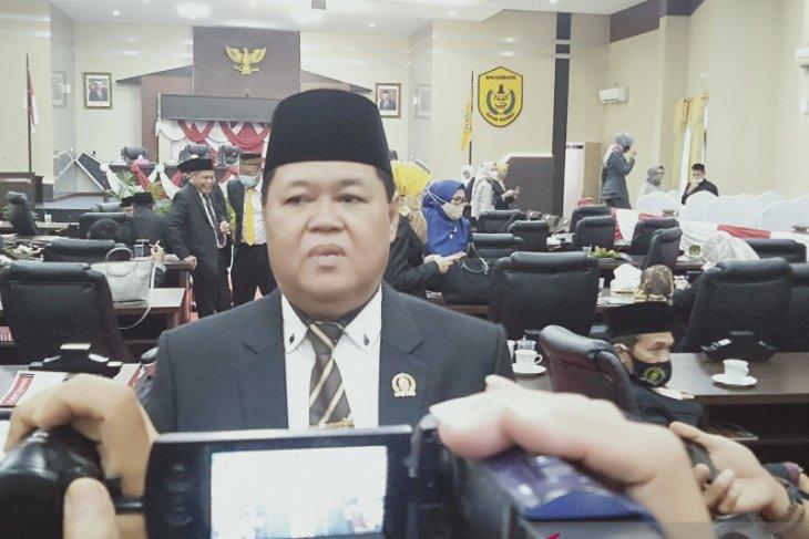 Golkar tunjuk Matnor Ali PAW Wakil Ketua DPRD Kota Banjarmasin