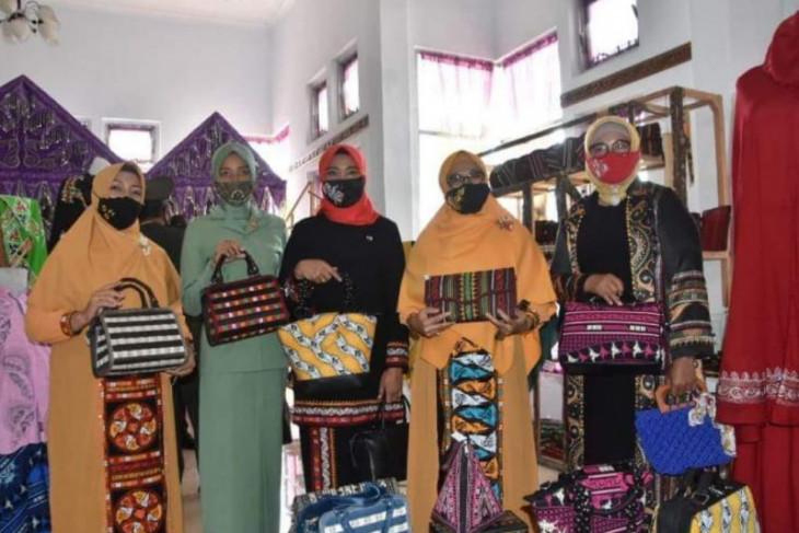 Bupati Sarkawi dorong pemasaran produk Kerawang Gayo ke luar negeri