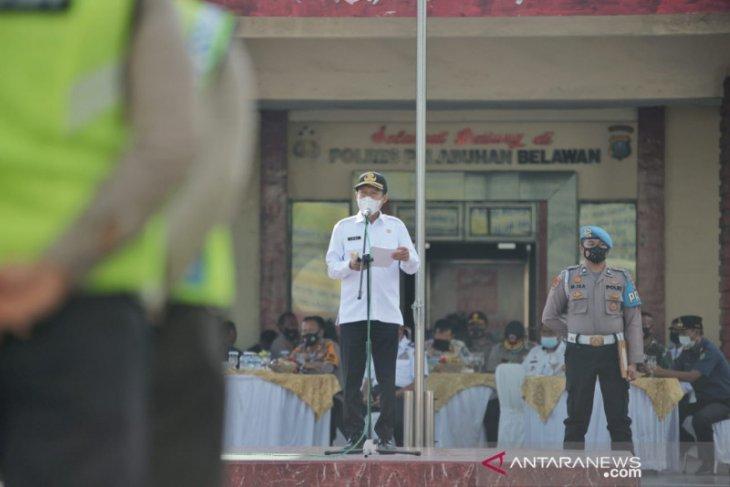 Wali Kota Medan ingatkan seluruh  pihak siaga hadapi potensi bencana