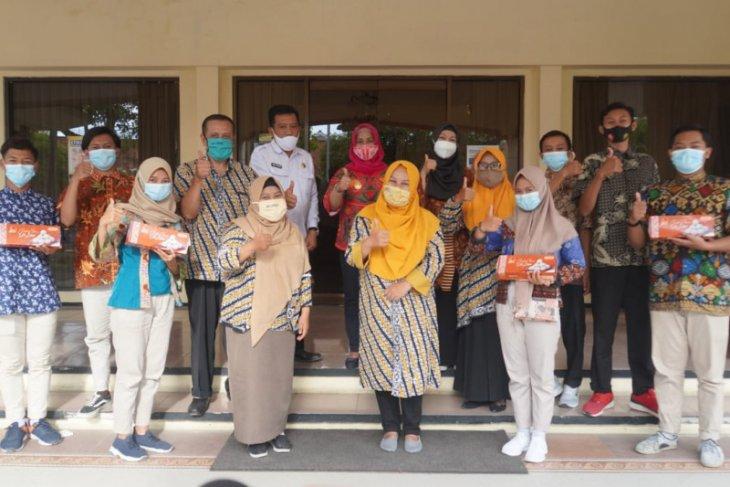 Angkat jajanan khas Kota Mojokerto, siswa SMKN 2 masuk 30 besar kamp kreatifitas SMK Indonesia