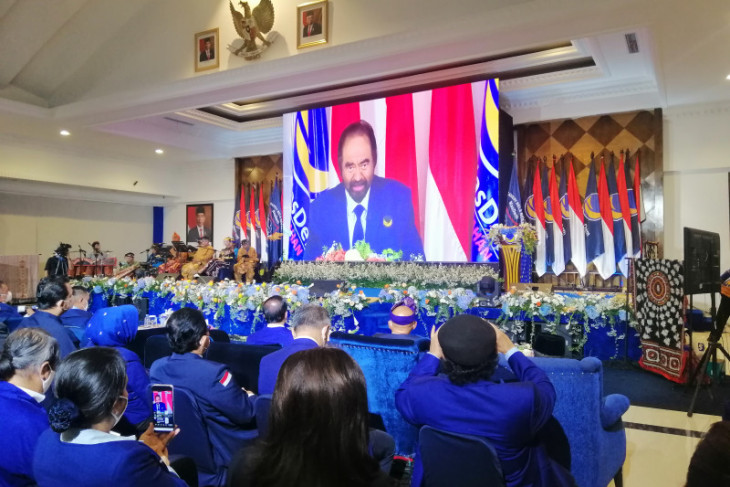Partai NasDem akan gelar konvensi calon presiden 2024