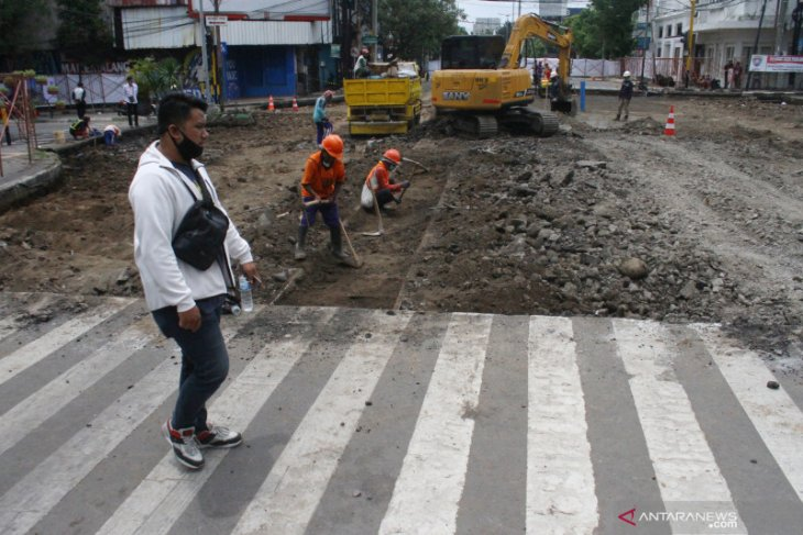 Pembangunan kawasan Malang Heritage ditarget rampung Desember 2020
