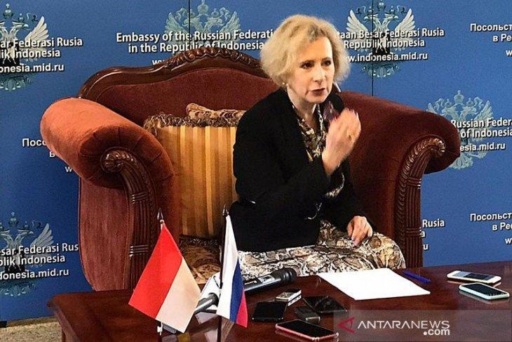 Rusia siap kerja sama penyediaan vaksin dengan Indonesia