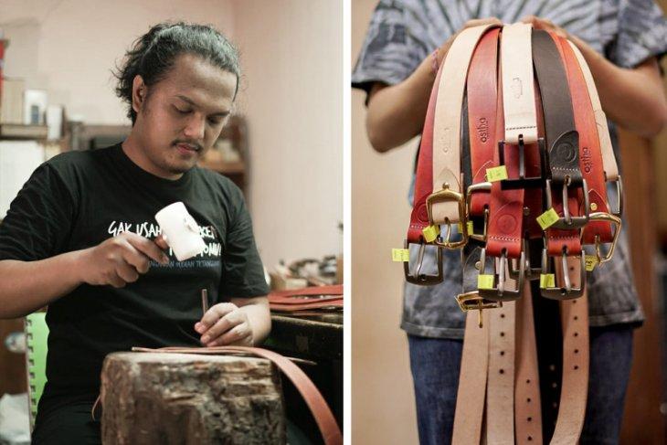 Kisah inspiratif dua milenial Surabaya tetap produktif selama pandemi