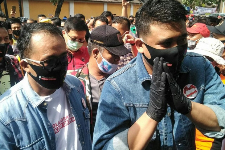 Nasution declares to install 20,000 surveillance cameras in Medan