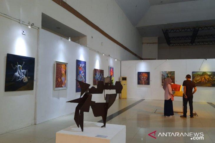 Taman Budaya Jambi gelar pameran seni rupa