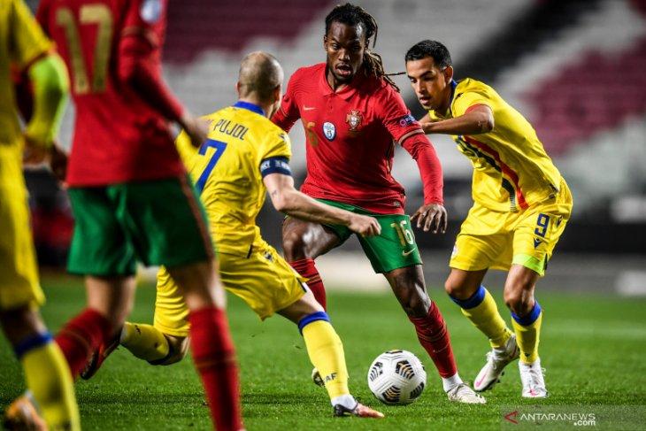 Portugal pesta tujuh gol tanpa balas ke gawang Andorra