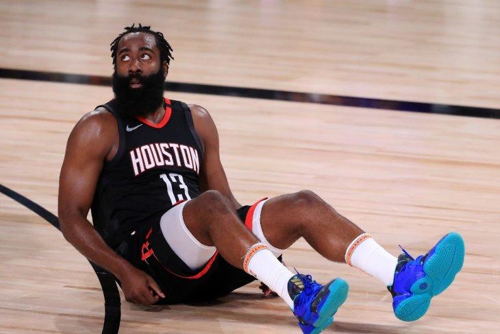 Giliran James Harden ingin tinggalkan Houston Rockets
