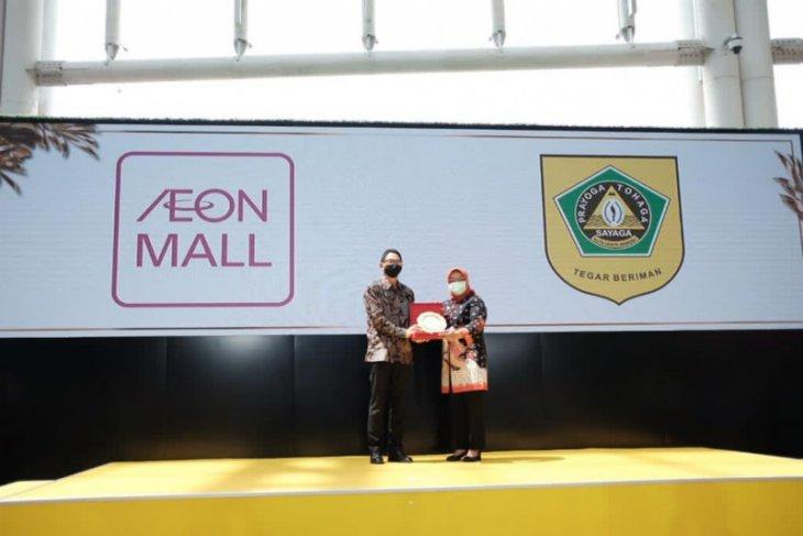 AEON Store buka cabang ke tiga dengan protokol ketat