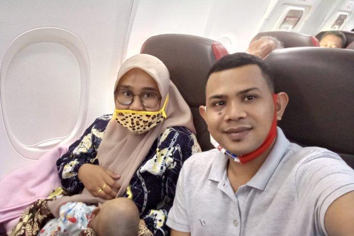 Bayi bocor jantung dapatkan fasilitasi  berobat ke Jakarta