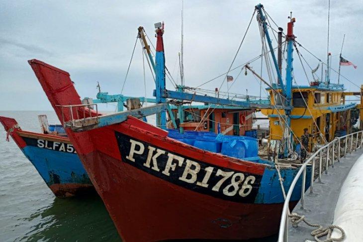KKP ringkus dua kapal ikan Malaysia