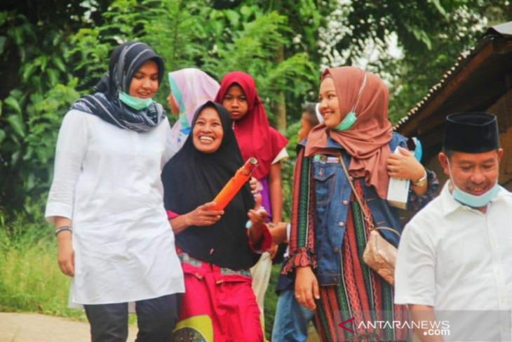 HKN ke-56, Atika: bersama SUKA menuju  Madina sehat