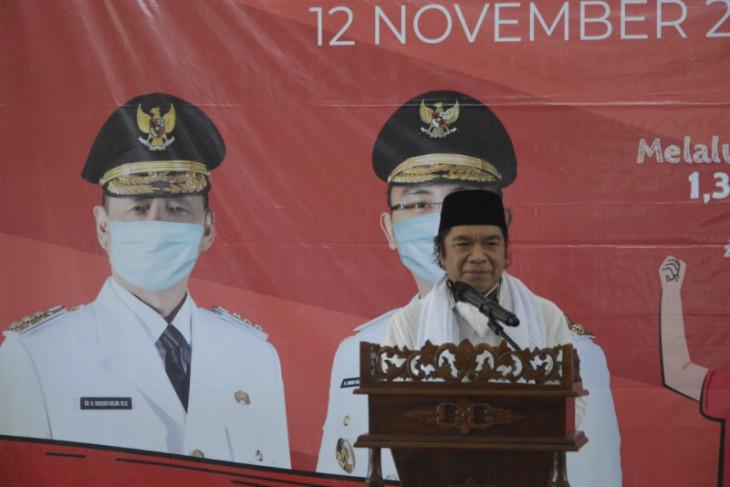 Pemprov Banten minta masyarakat tidak kendur jalankan protokol kesehatan