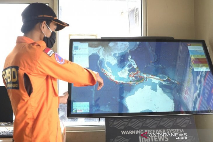 Gempa magnitudo 5,3 melanda Aceh tapi tidak berpotensi tsunami