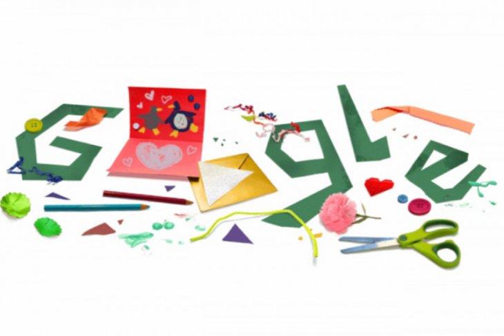 Selamat Hari Ayah! Google ajak pengguna bikin kartu ucapan lewat Doodle
