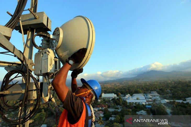 35 unit BTS akan dibangun di daerah terpencil di Pulau Taliabu