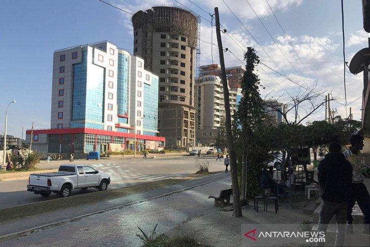 34 orang tewas setelah serangan bus kelompok bersenjata di Ethiopia