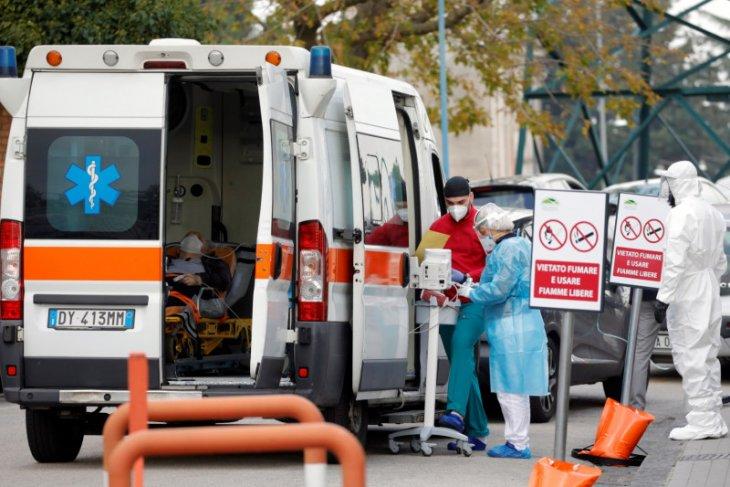Italia terapkan 'lockdown' Natal, Tahun Baru untuk cegah lonjakan COVID-19