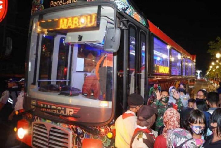 Dishub Kota Madiun catat peminat bus wisata cukup tinggi