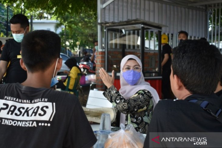 Pengunjung Kampoengku apresiasi gerakan Melati dukung UMKM