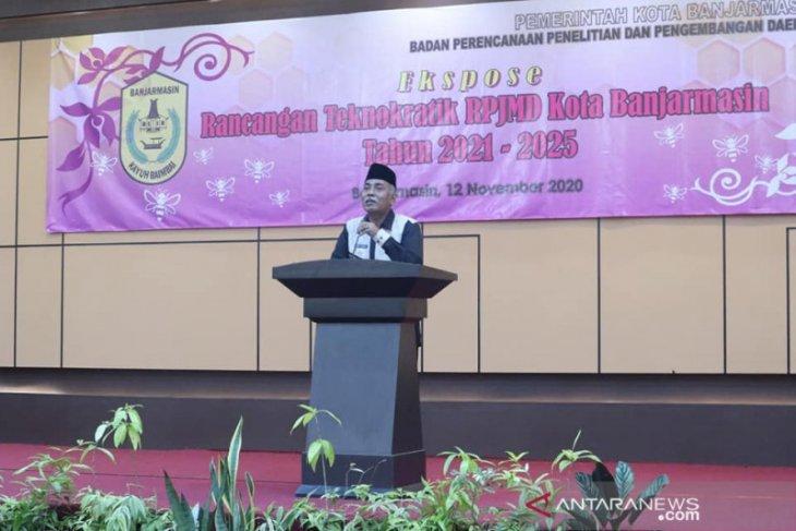 Banjarmasin gelar ekspose RPJMD 2021-2025