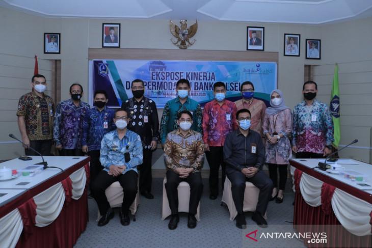 Bank Kalsel paparkan capaian kinerja kepada Pemkab HSS