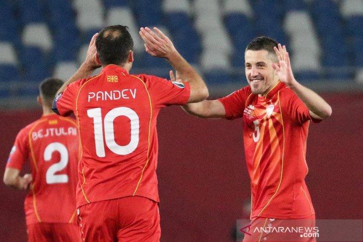 Goran antar Makedonia debut di putaran final EURO