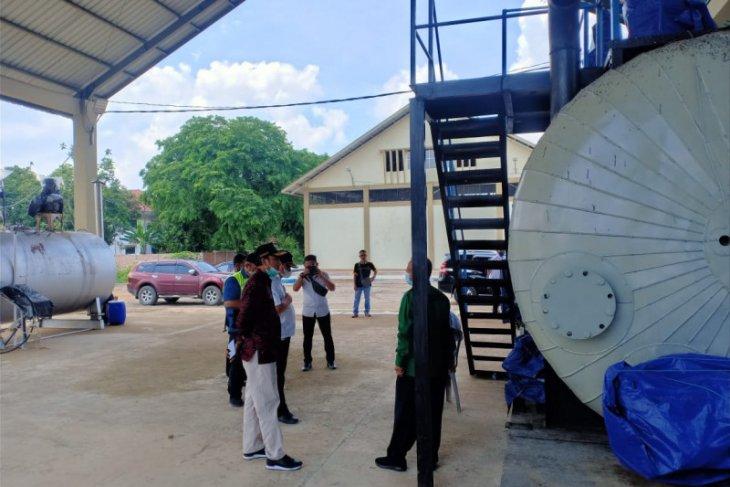 Tinjau pabrik aspal karet di Muba, Ketua DPRD: InsyaAllah Jambi juga bisa