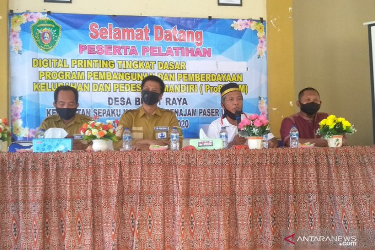 DPMD Penajam Paser Utara perkuat kapasitas SDM desa