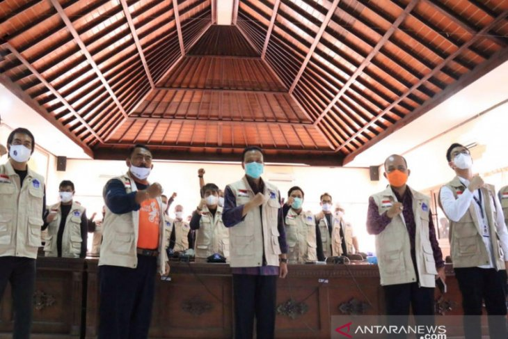 Bali turunkan 1.000 relawan COVID-19 untuk edukasi masyarakat