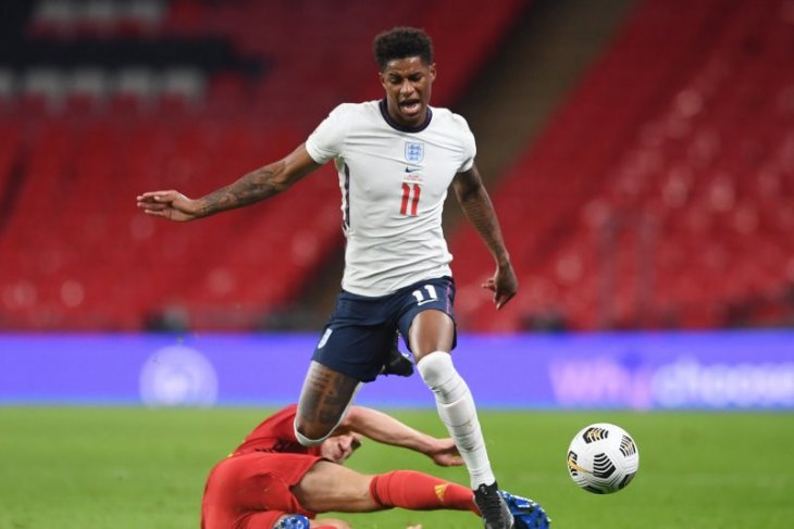 Marcus Rashford mundur dari skuat timnas Inggris