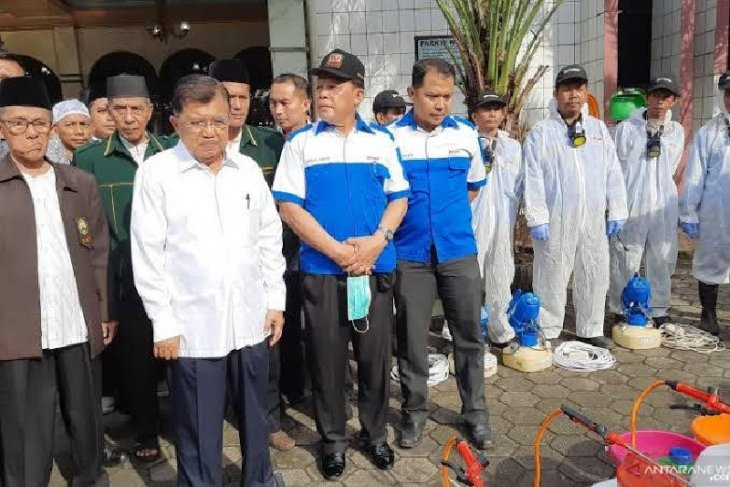 Jusuf Kalla says he is ready to mediate govt's dialogue with Papuan people