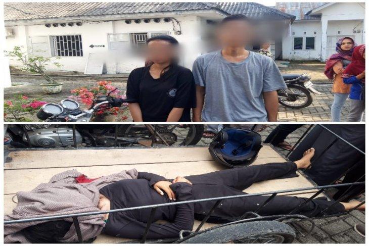 Sepasang kekasih pelaku pembunuhan di Binjai terancam hukuman mati