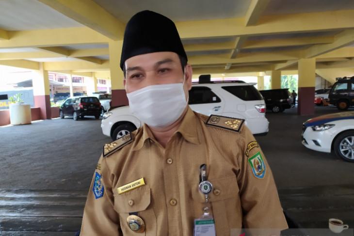 129 orang tenaga medis di Bengkulu tertular COVID-19