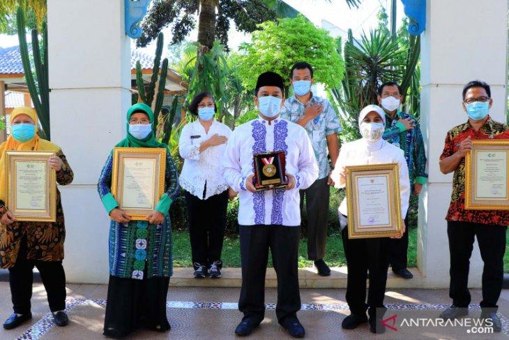 Empat penghargaan diraih Pemkot Tangerang di bidang sanitasi
