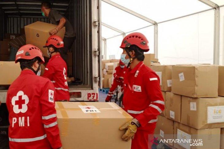 Jusuf Kalla: Sukarelawan PMI hadir untuk bantu orang yang kesusahan