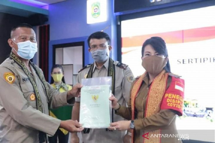 1.187 warga Singkawang terima sertifikat PTSL