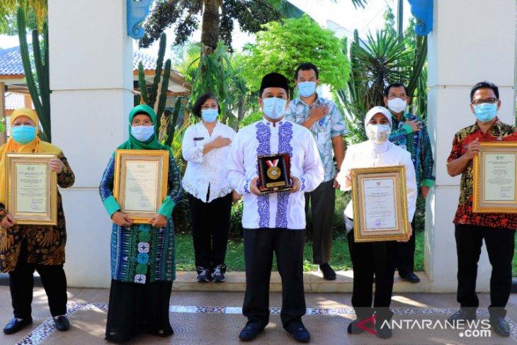 Terkait sanitasi masyarakat, Pemerintah Kota Tangerang raih empat penghargaan