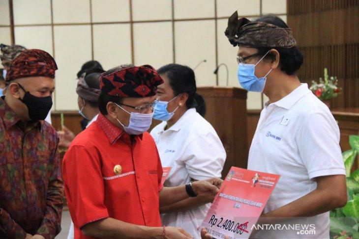 Gubernur Bali apresiasi bantuan pusat bagi UMKM saat pandemi